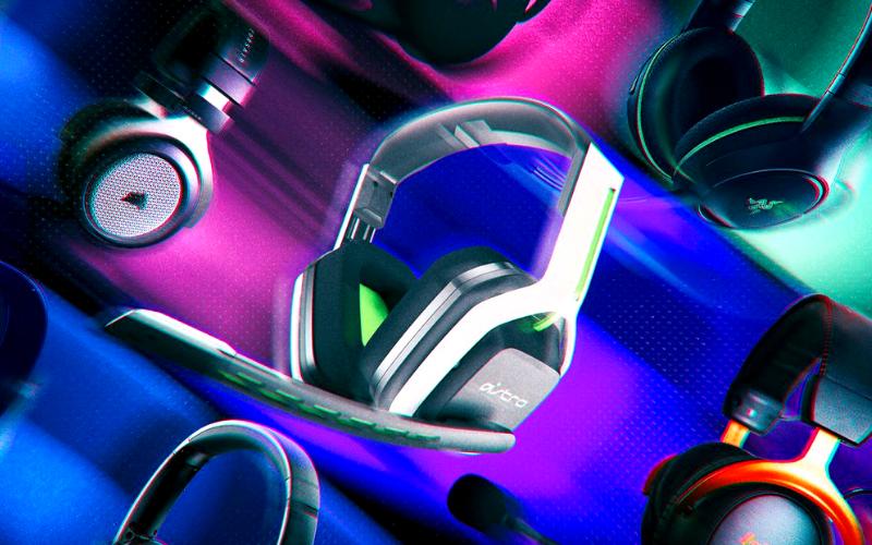astro gaming headset art