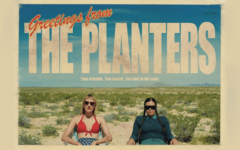 The planters movie poster.