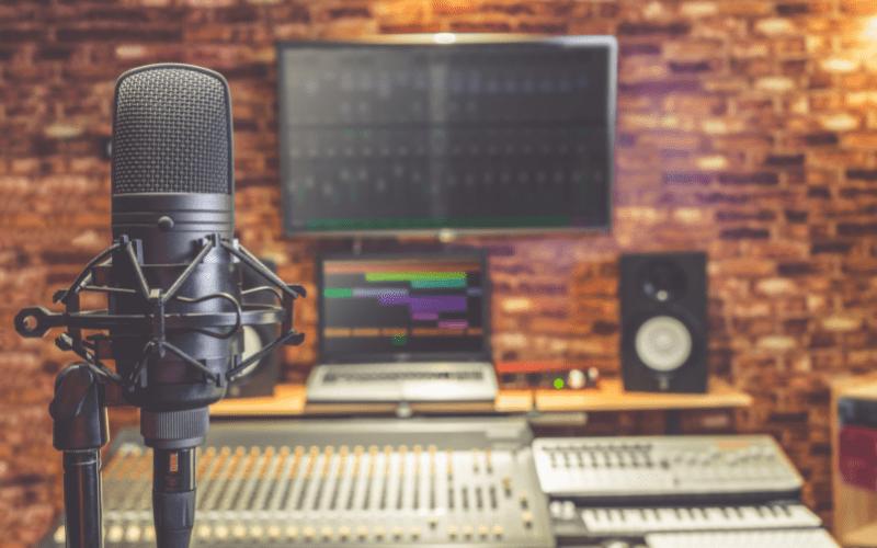 recording studios in Nashville TN