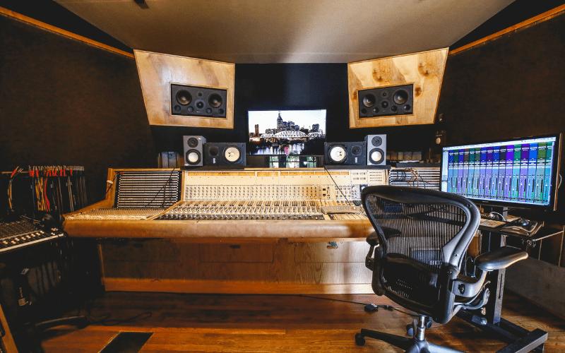 house of david recording studios in nashville tn