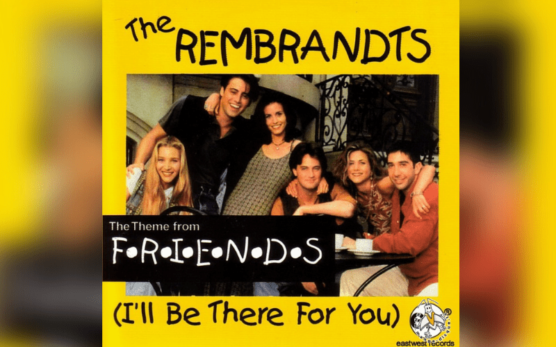 the rembrandts friends i'll be there for you album art