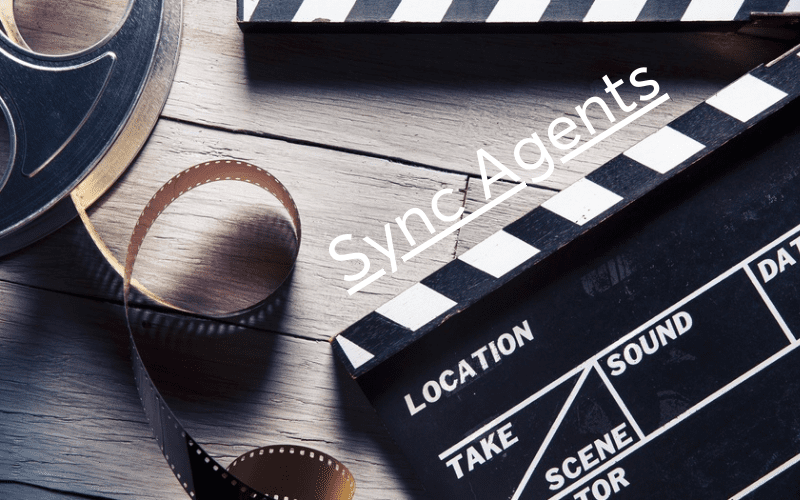sync agents with clapboard