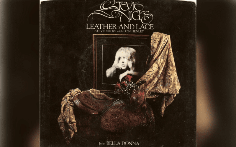 Stevie nicks and don henley - leather and lace