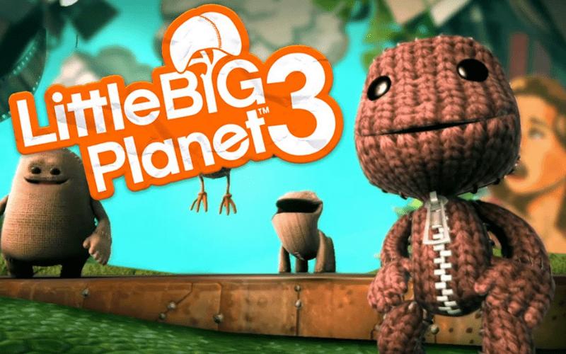 little big planet 3 cover art