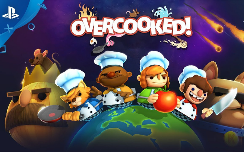 overcooked ps4 best 2 player games