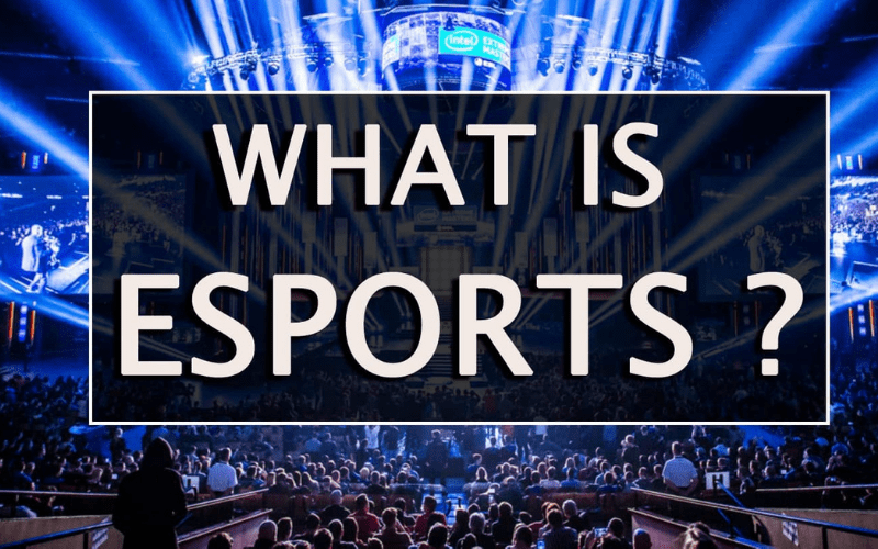 what is esports with crowd