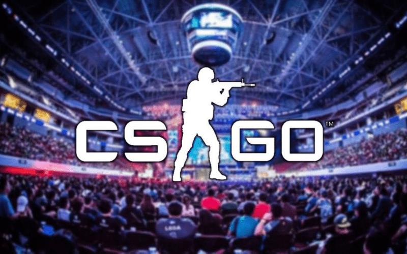 Counter strike csgo logo at esports