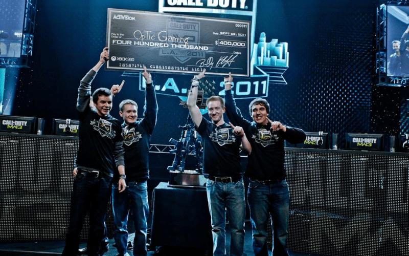 optic gaming 2011 cod xp winners