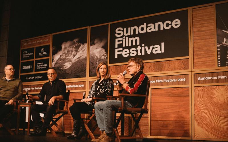 sundance film festival panel