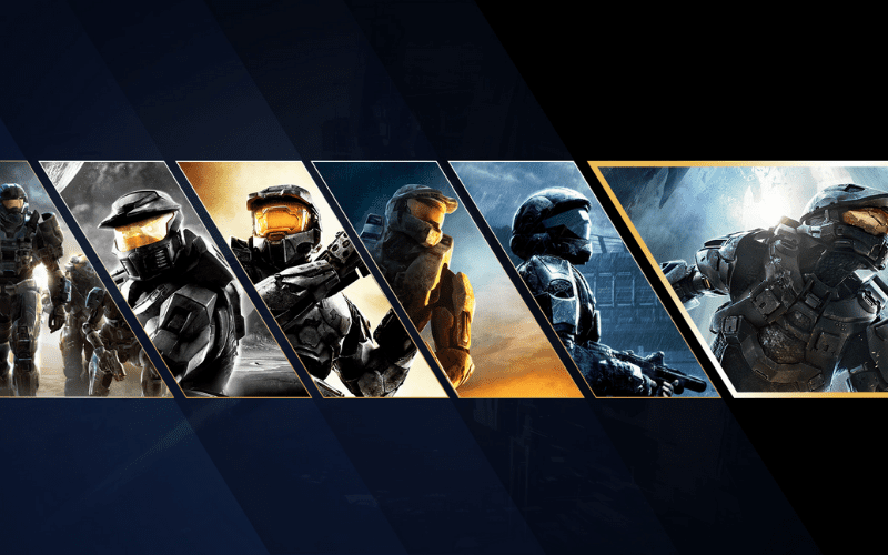 Halo: The Master Chief Collection is one of the best 2 player Xbox games