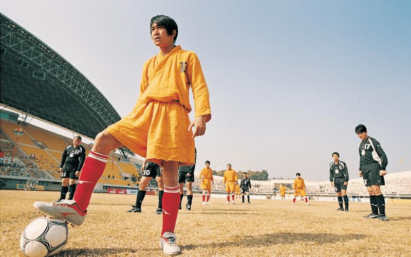 shaolin soccer football film