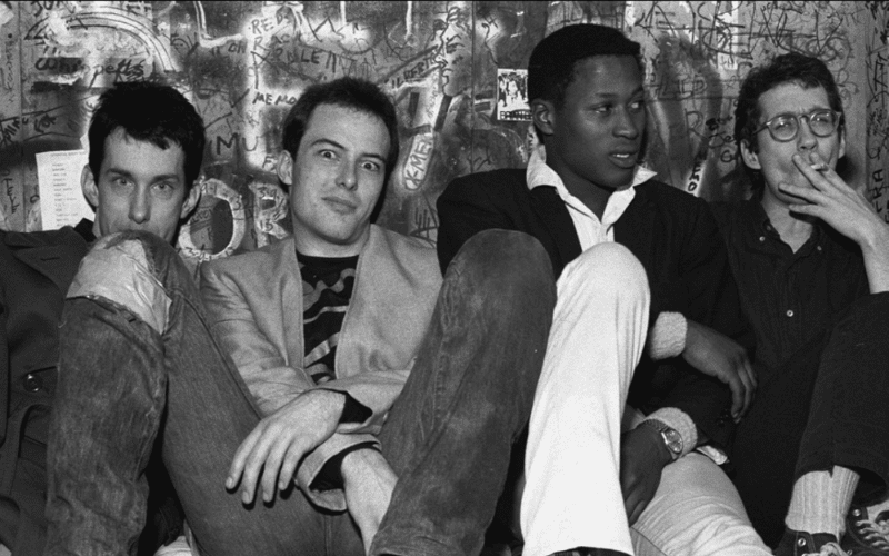 Dead Kennedys, one of the best punk bands