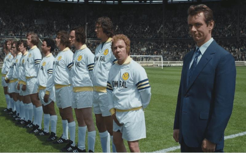 the damned united footballl film