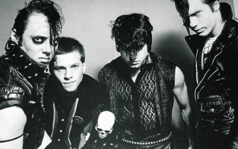 Misfits, one of the best punk bands
