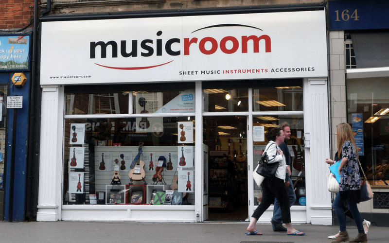 Music Room store