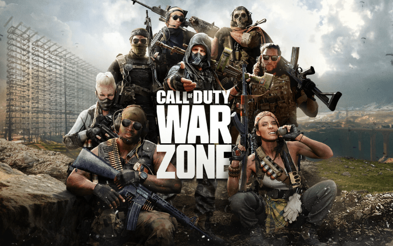 Call of Duty: Warzone is one of the best 2 player Xbox games