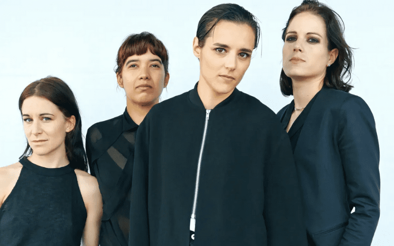 Savages, one of the best punk bands