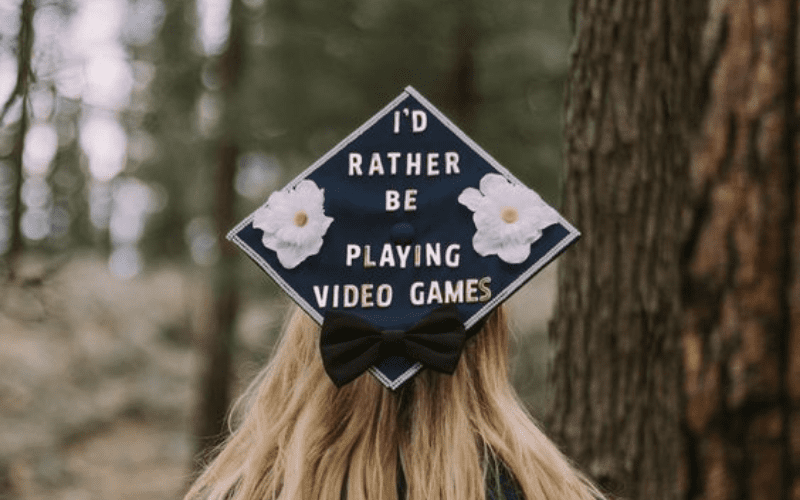 Game development degrees and courses are available