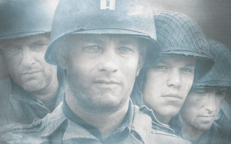 The Saving Private Ryan opening scene is truly memorable.