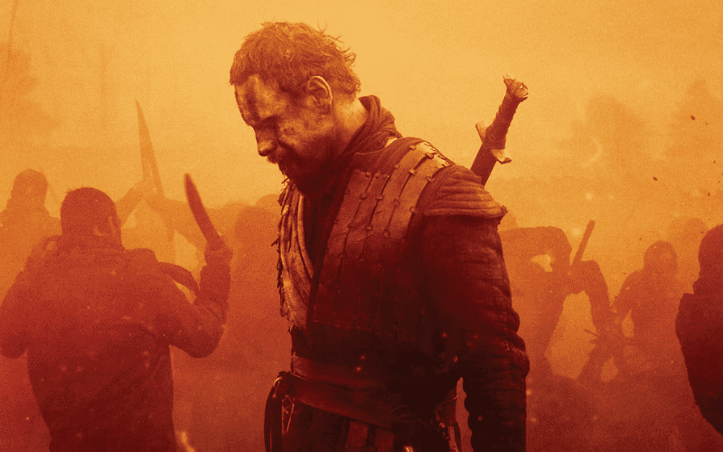 The Macbeth opening scene is truly memorable