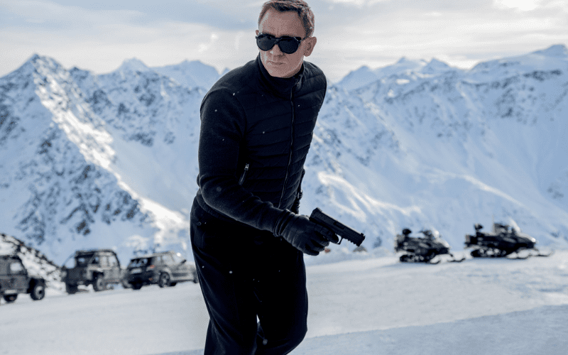 Spectre has one of the best opening scenes in movies