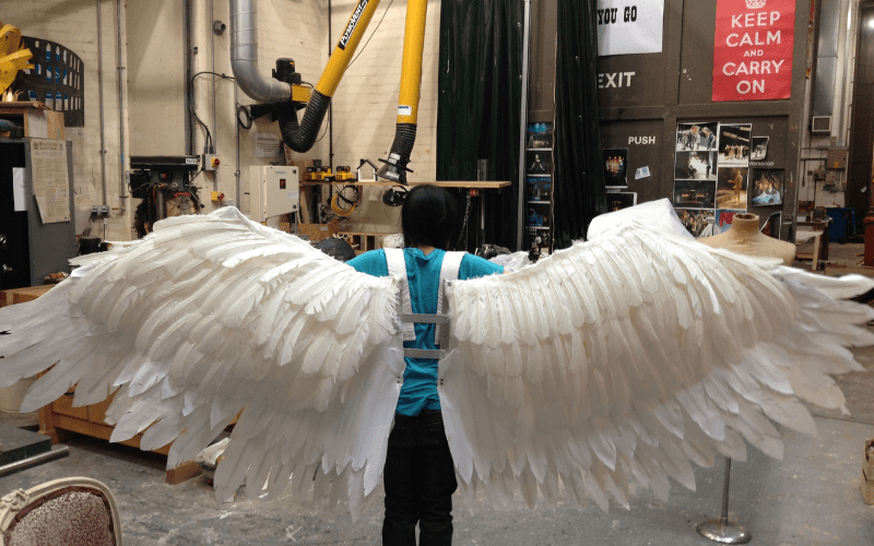 An impressive build by a prop master