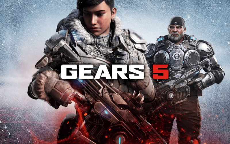 Gear of War 5 is one of the best 2 player Xbox games
