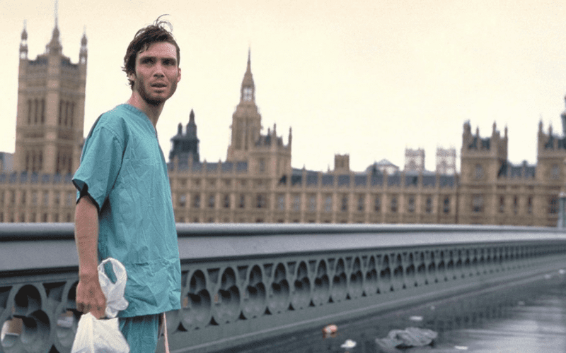 28 Days Later has a fantastic opening scene
