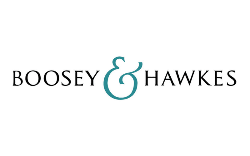 One of Music Room's alternatives, Boosey & Hawkes.
