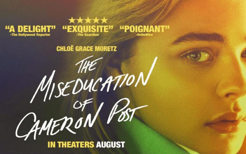 the miseducation of cameron post film lgbtq+ movies