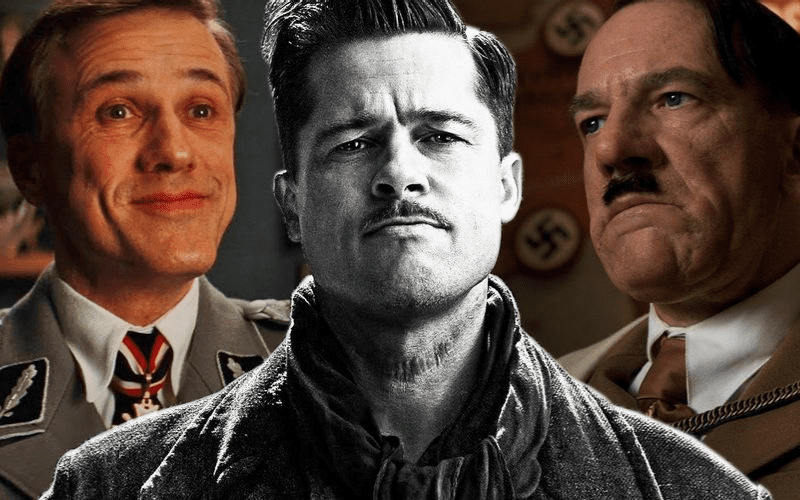 Inglourious Basterds has a fantastic opening scene