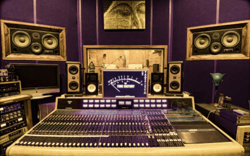 The Tone Factory Recording Studio