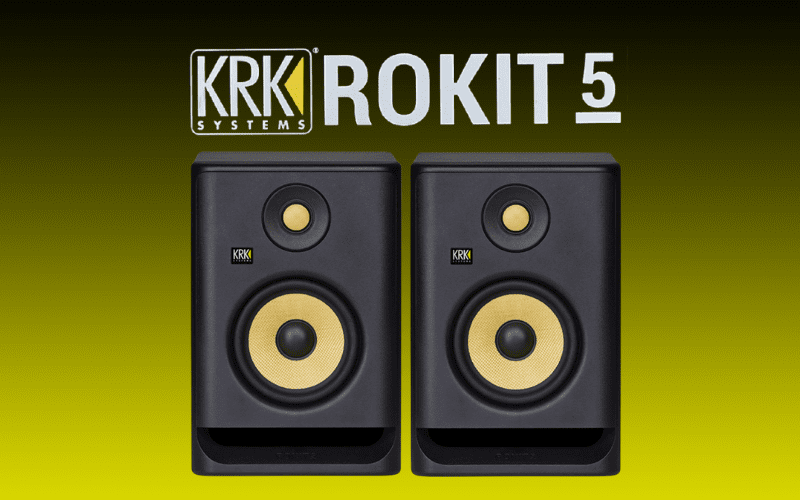 KRK Rokit 5 G4
