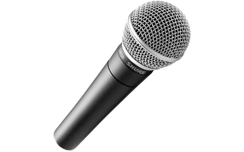 Shure SM 58 mic