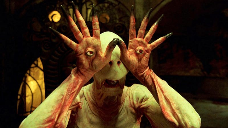 pan's labyrinth monster eyes