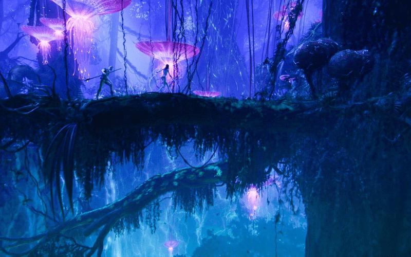 avatar lights james cameron fantasy movie