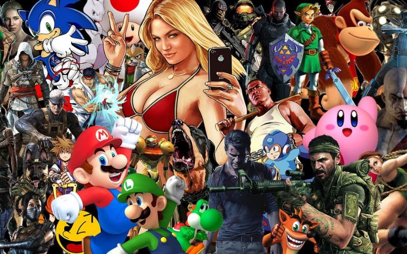 best video game franchises
