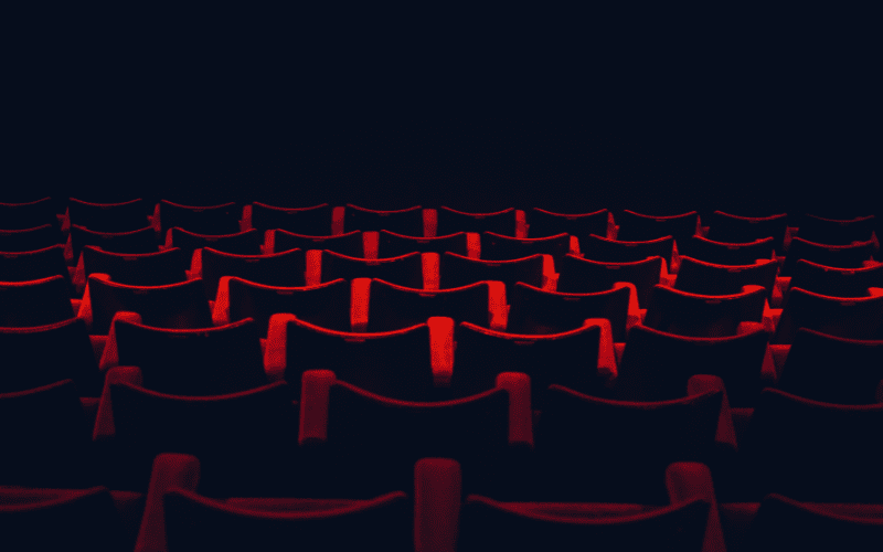 chairs in a cinema