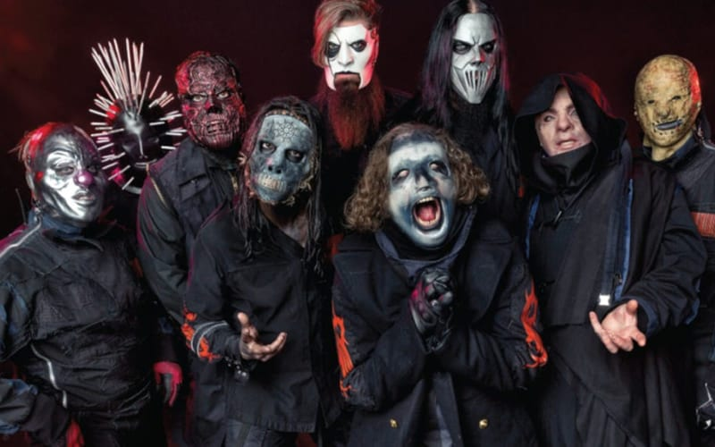 slipknot best metal bands