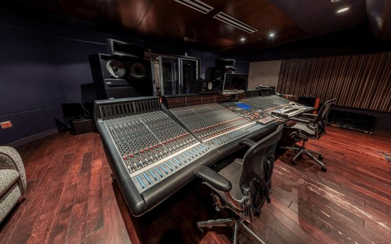 The Hideout Recording Studio