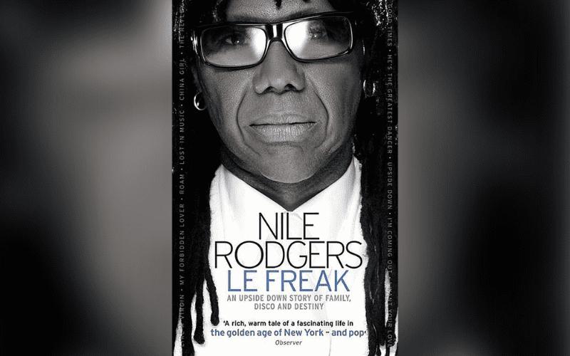 nile rodgers le freak book cover