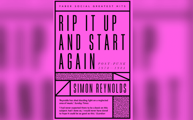 rip it up and start again simon reynolds