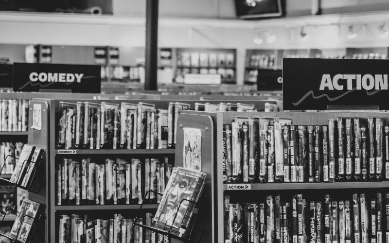 film section shot
