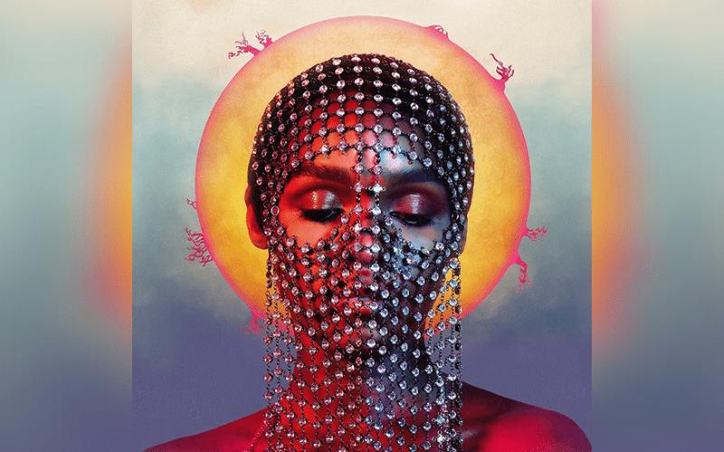 Dirty Computer Janelle Monáe album cover