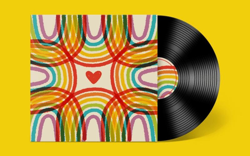 pride vinyl gay albums