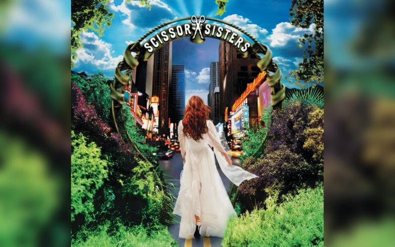 Scissor Sisters album cover
