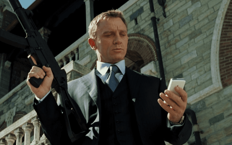 james bond casino royale movie remake end scene