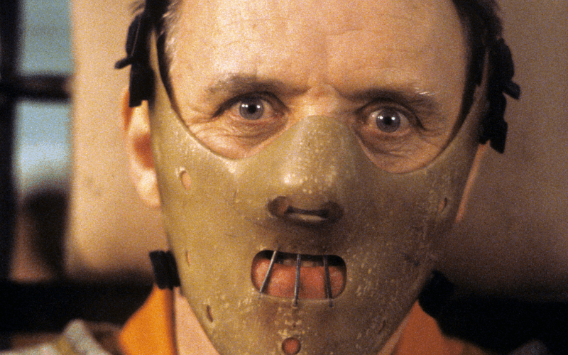 anthony hopkins the silence of the lambs