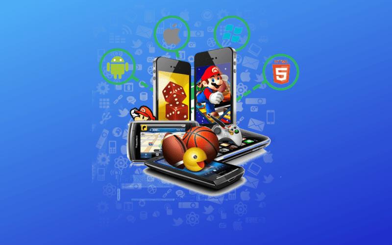 mobile game developing