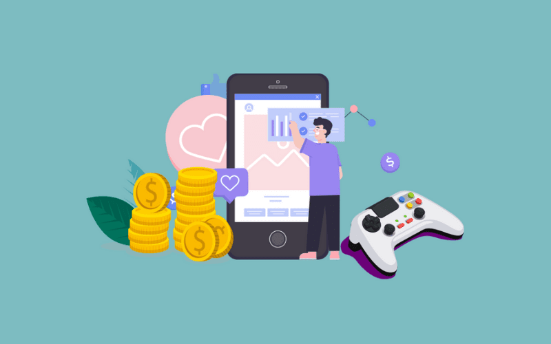 money from mobile games